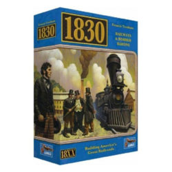 Lookout Games: 1830