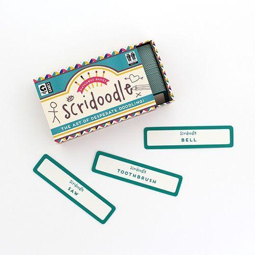 Matchbox Games - Scridoodle