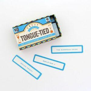 Matchbox Games - Tongue Tied