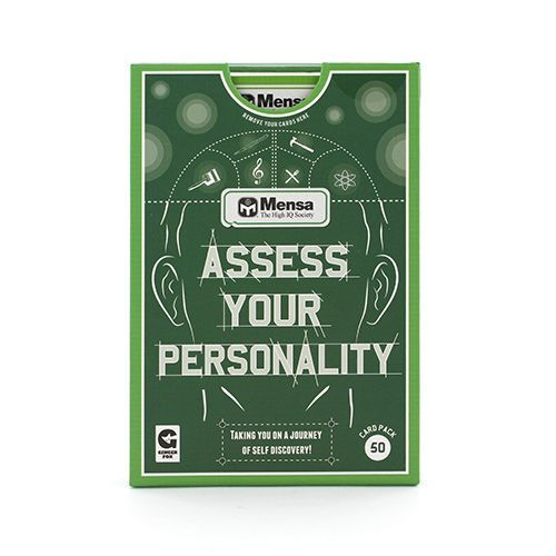 Mensa-Assess Your Personality