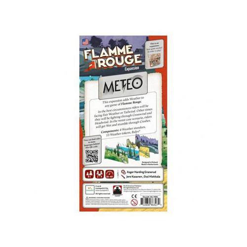 Meteo: Flamme Rouge
