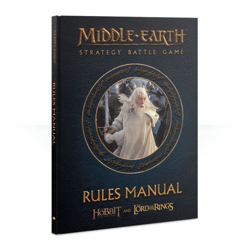 Middle-Earth Strategy Battle Games: Rules Manual
