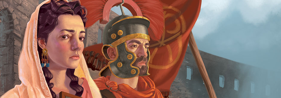 Fall of Rome (Pandemic) Review image