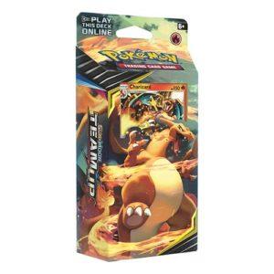 Pokemon TCG: Sun & Moon Team Up - Charizard Deck