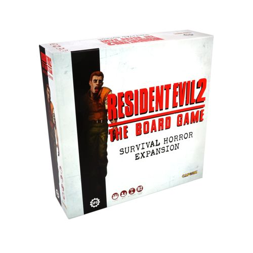 Resident Evil 2: Survival Horror Expansion