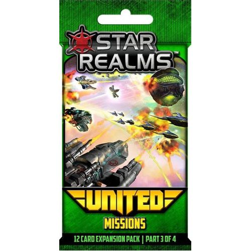 Star Realms: United - Missions