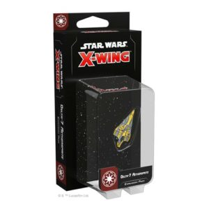 Star Wars: X-Wing - Delta-7 Aethersprite Expansion Pack