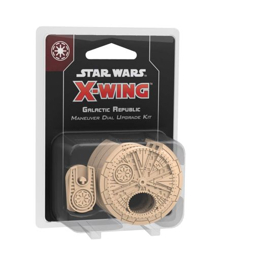 Star Wars X-Wing: Galactic Republic Maneuver Dial Upgrade Kit