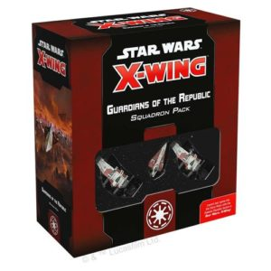 Star Wars: X-Wing - Guardians Of The Republic Squadron Pack