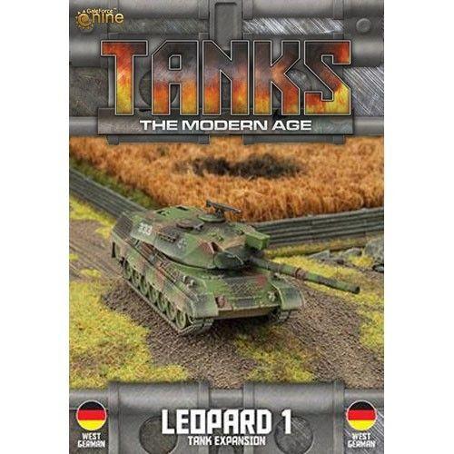 TANKS: The Modern Age German Leopard 1