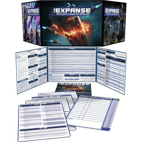 The Expanse Games Masters Kit