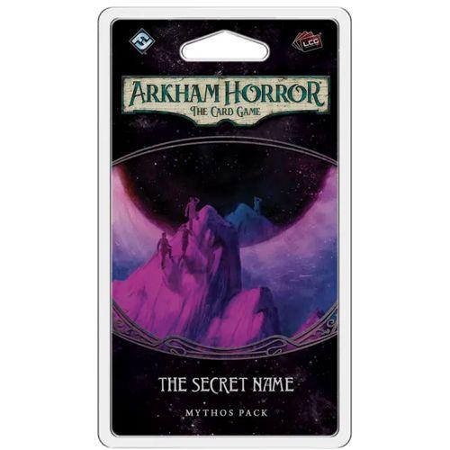 The Secret Name Mythos Pack: Arkham Horror LCG Exp