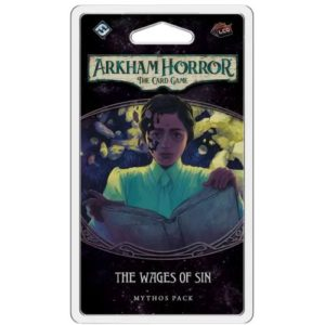 Arkham Horror LCG: The Wages of Sin Expansion