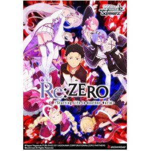 Weiss Schwarz: Booster Box Re:ZERO -Starting Life in Another World