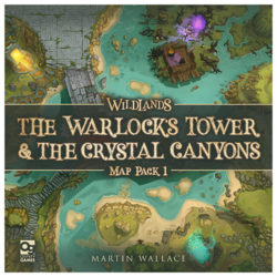 Wildlands: Map Pack 1- The Warlock's Tower & The Crystal Canyons