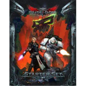 Warhammer 40K Roleplay: Wrath & Glory - Starter Set