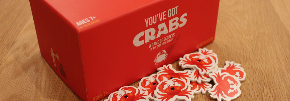 You've Got Crabs Review