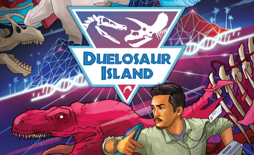 Bargain of the Year 2018 - Duelosaur Island