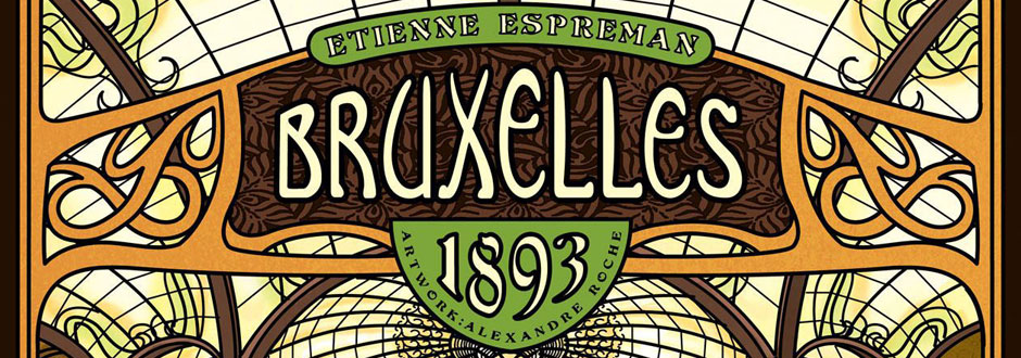 Bruxelles 1893 Review image