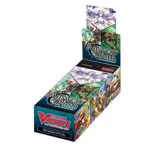 CFV The Answer of Truth Extra Booster Box