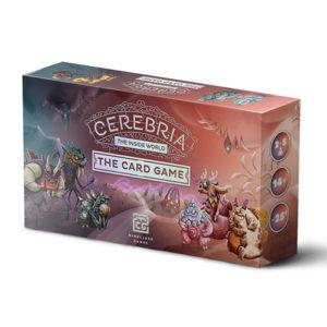 Cerebria The Inside World The Card Game