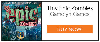 Co-op Game of the Year 2018 - Buy Tiny Epic Zombies