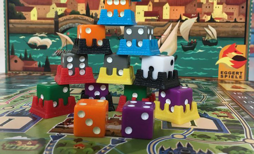 Component of the Year 2018 - Coimbra Dice Holders