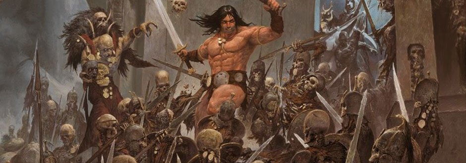 Conan Board Game Review