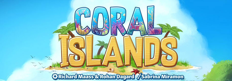 Coral Islands - New to Kickstarter image