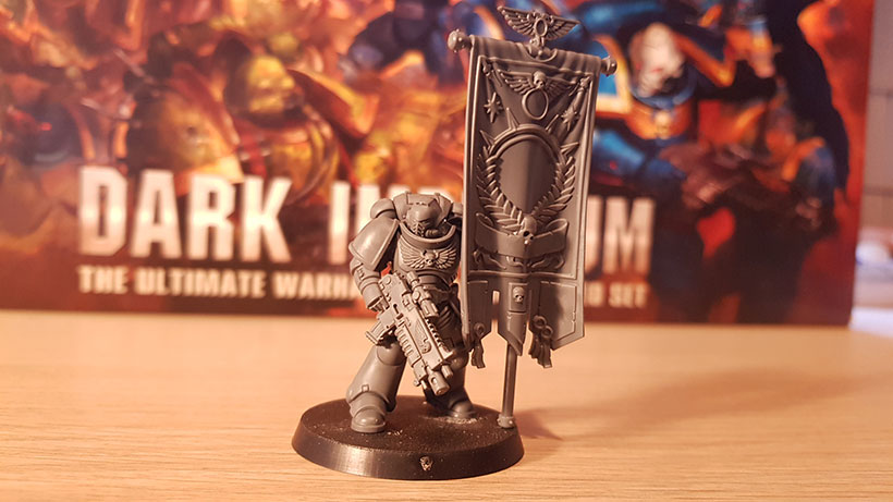 Dark Imperium Review - Ancient