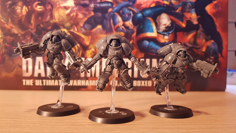 Dark Imperium Review - Inceptors
