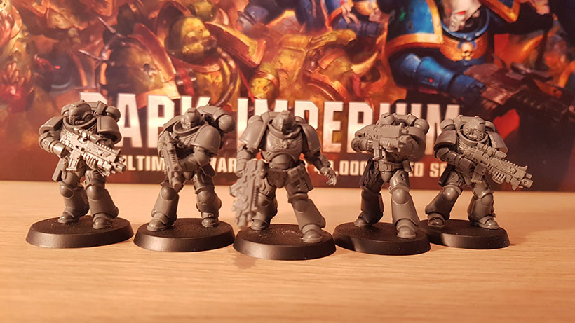 Dark Imperium Review - Intercessors