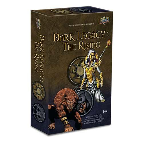 Dark Legacy: The Rising Darkness Vs Divine