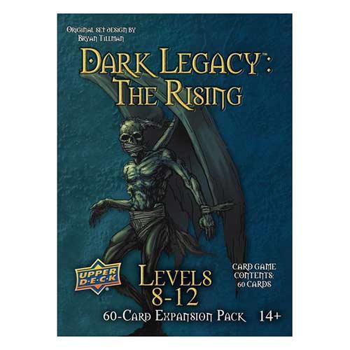 Dark Legacy: The Rising Lvl 8-12