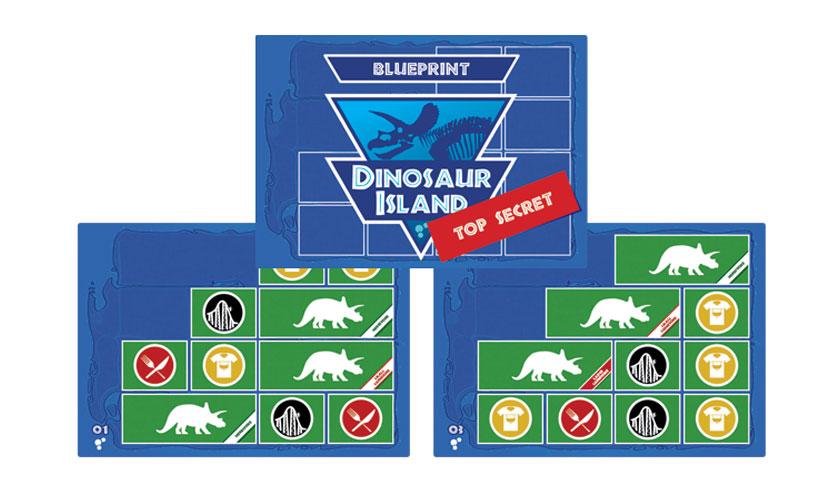 Dinosaur Island Totally Liquid Review - Bliueprints