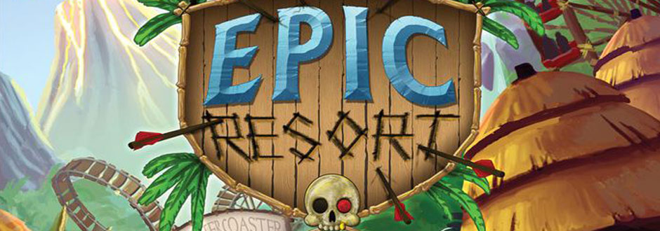Epic Resort Board Game Review