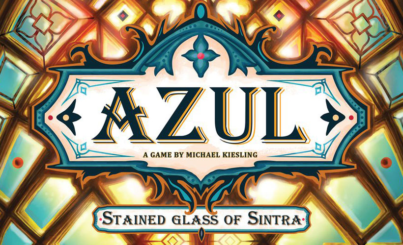 Family Game of the Year 2018 - Azul Stained Glass of Sintra