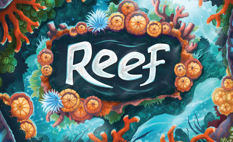 Family Game of the Year 2018 - Reef
