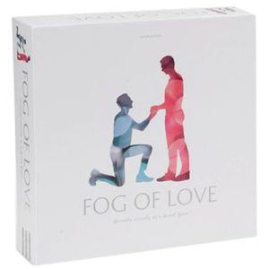 Fog of Love (Male Couple Cover)