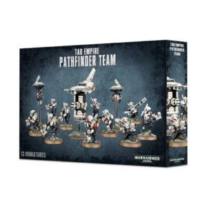 T'au Empire Pathfinder Team