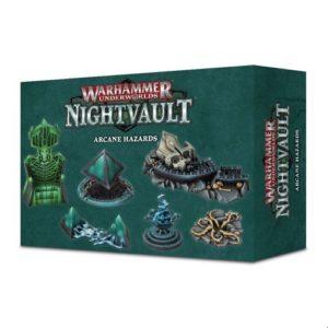 Warhammer Underworlds:Nightvault Arcane Hazards