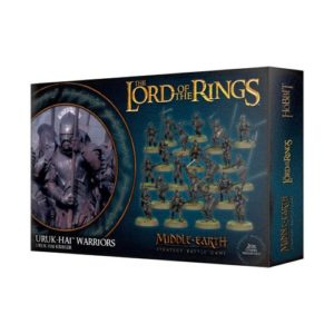 Middle-Earth: Strategy Battle Game - Uruk-Hai Warriors