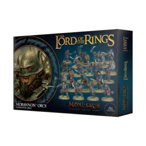 Middle-Earth: Strategy Battle Game - Morannon Orcs