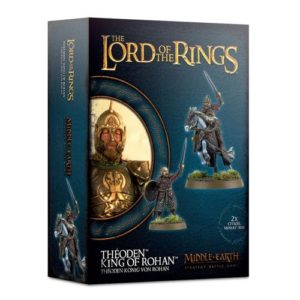 Middle-Earth: Strategy Battle Game - Théoden King of Rohan