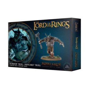 Middle-Earth: Strategy Battle Game - Mordor Troll / Isengard Troll