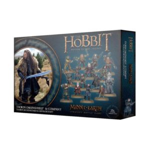 Middle-Earth: Strategy Battle Game - Thorin Oakenshield and Company