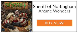Games of the Month - Buy Sheriff of Nottingham