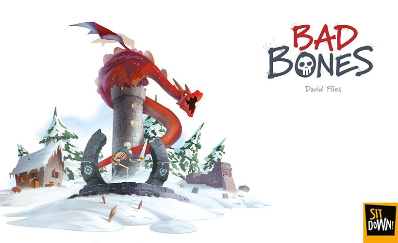 Greater Than Games News - Bad Bones
