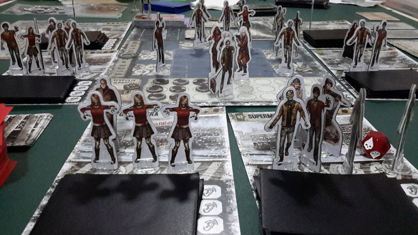 Lies and Deception in Board Games - Dead of Winter