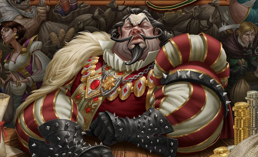 Lies and Deception in Board Games - Sheriff of Nottingham Game